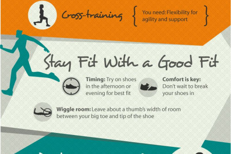 Sole Mates: Finding Your Perfect Workout Shoe Infographic