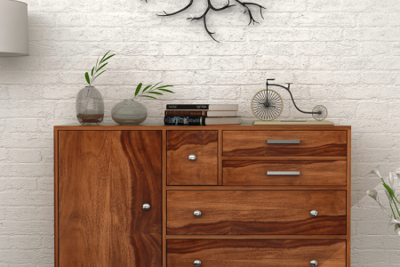 Solid Wood Chest of Drawers for Your Room Infographic