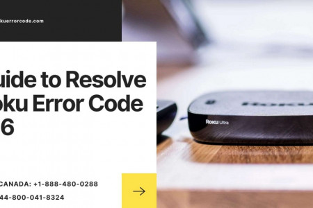Solution to Fix Roku Error Code 016 Infographic