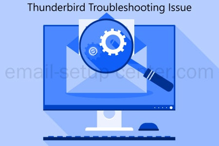 Solve Thunderbird Troubleshooting Issue Infographic