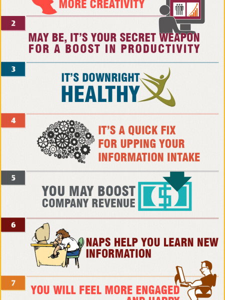 Some Considerable Reasons to take a Sleep at Your Work  Infographic