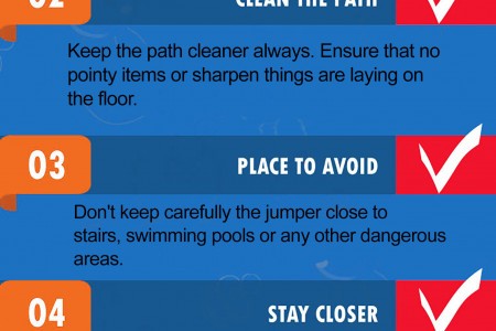 Some Safety Tips For The Best Baby Jumpers (Infographic) Infographic
