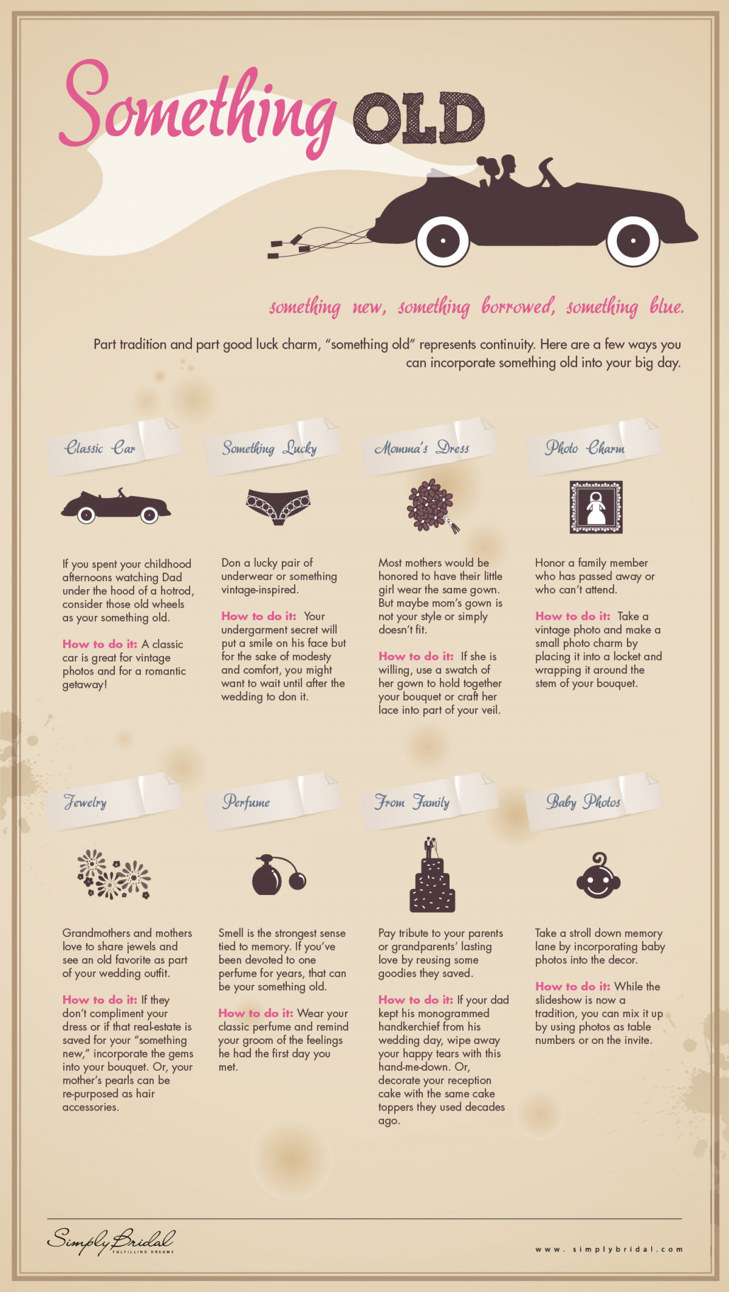 Something OLD Infographic