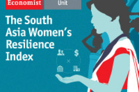 South Asia Women's Resilience Index Infographic