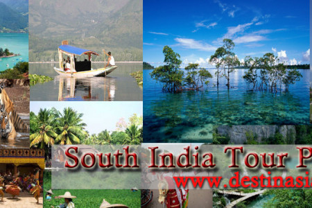 South India Tour Packages Infographic