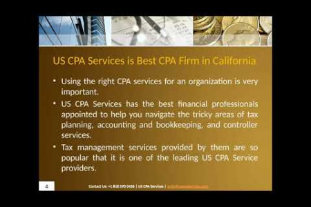 Southern California CPA Firms| CA CPA | CPA Search  - US CPA Services Infographic