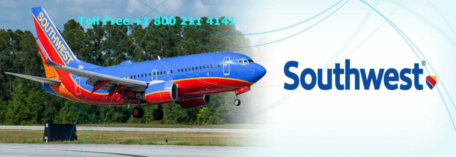 Southwest Airline Phone Number: - 833 211 4141 Infographic