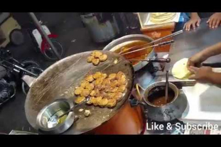 Special Kabab Paratha Roll with Chutney | Food Street of Karachi Pakistan Infographic
