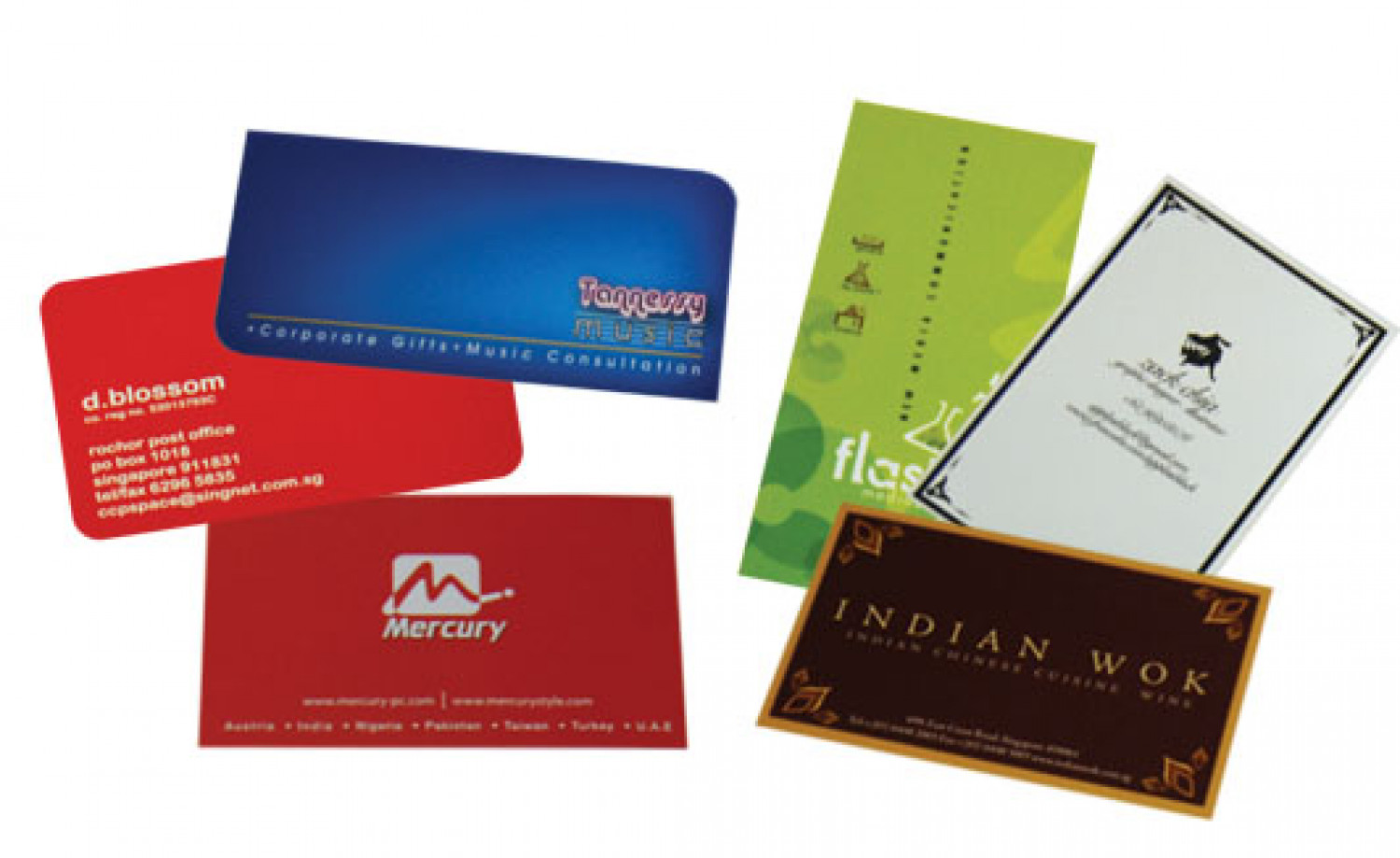 Special Name Card Printing Services | Visual.ly