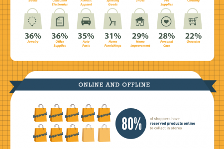Spending Habits of the Modern Consumer Infographic