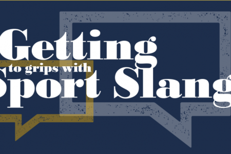 Sport Slang Explained Infographic Infographic