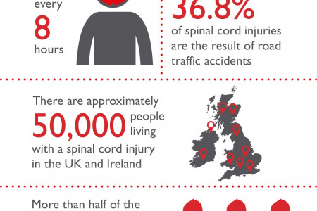 Spotlight on Spinal Cord Injury Infographic
