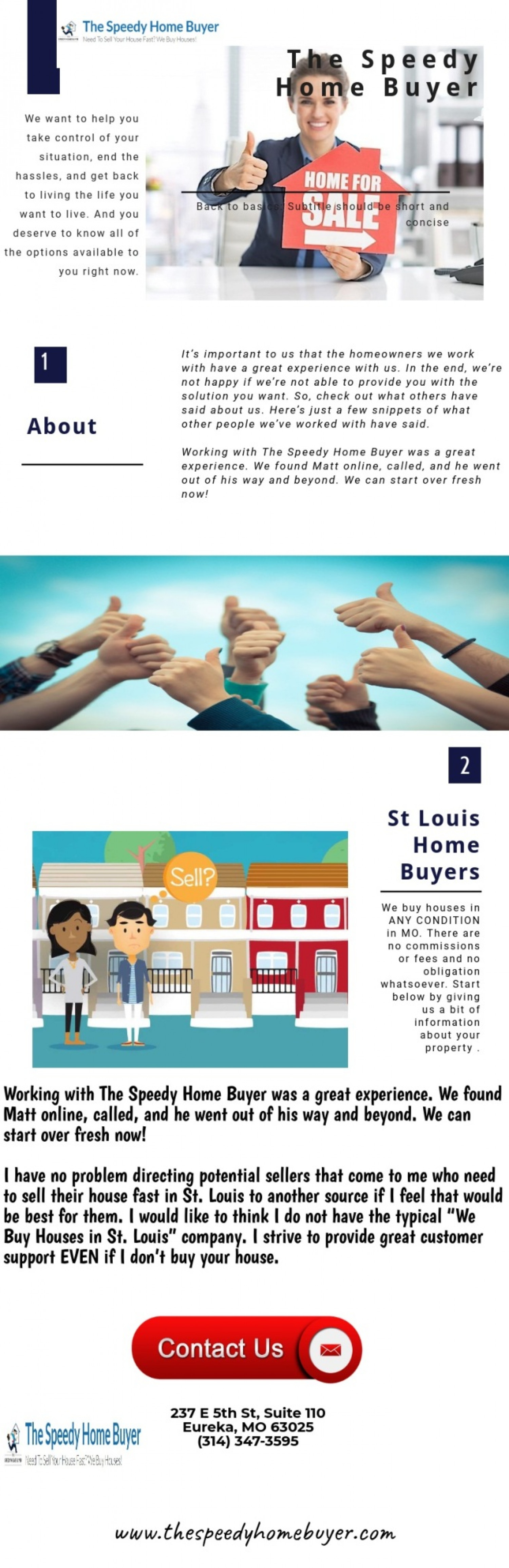 St Louis Home Buyers Infographic