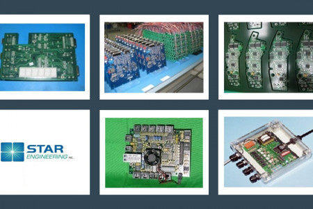 Star Engineering - Top Printed Circuit Board Manufacturers Infographic