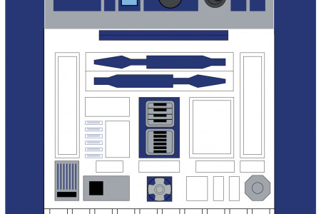 Star Wars Artoo-Detoo Infographic