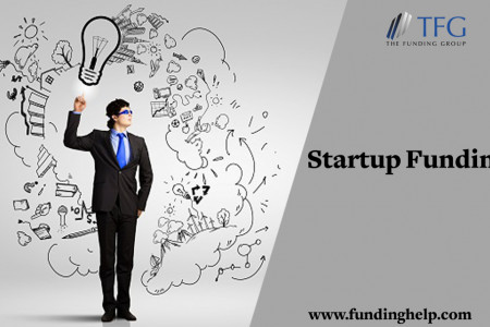 Start Up Funding Infographic