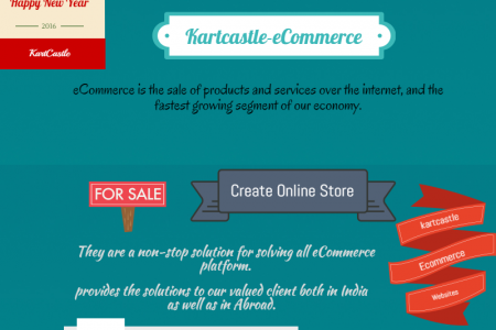 Start your online business with eCommerce Infographic