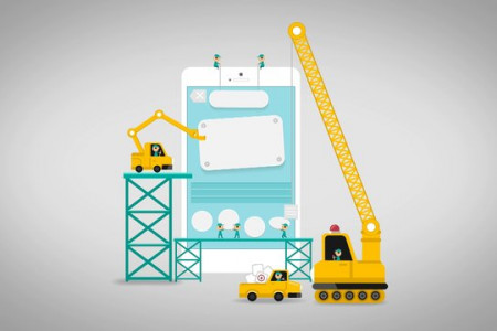 Web and mobile app development - how we help start your own business Infographic