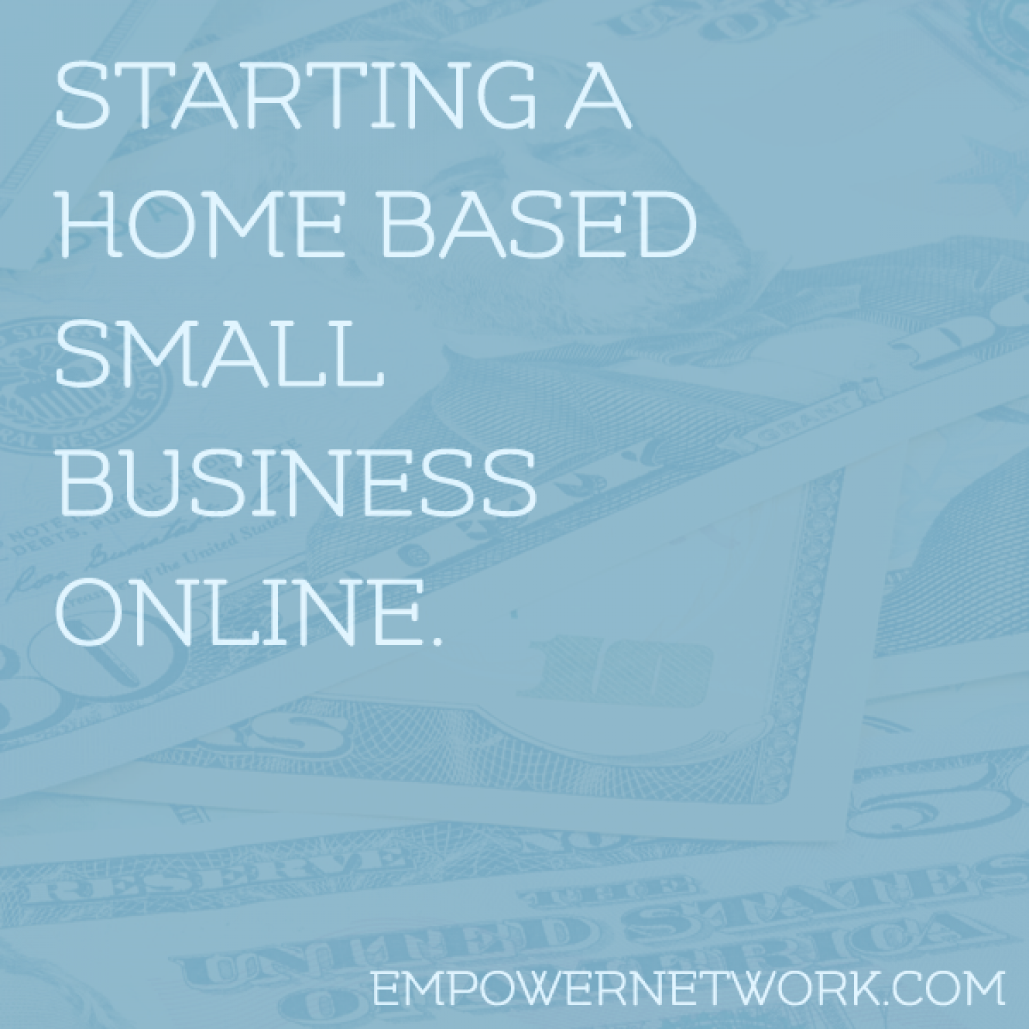 Starting A Home Based Small Business Online.
