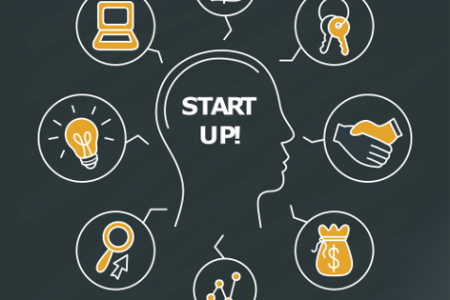 Startup Plans Infographic
