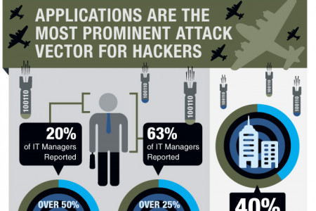 State of Application Security from an IT manager's perspective Infographic