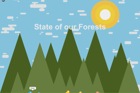 State of our Forests Infographic