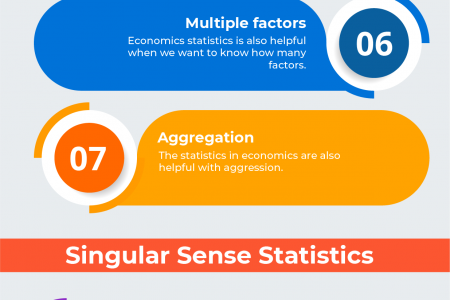 Statistics for Economics: Its Benefits and Limitations Infographic
