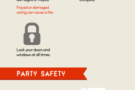 Stay Safe This Holiday Season Infographic