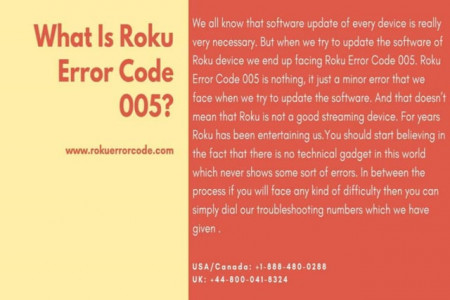 Step by Step Guide to Fix Roku Error Code 009 Infographic