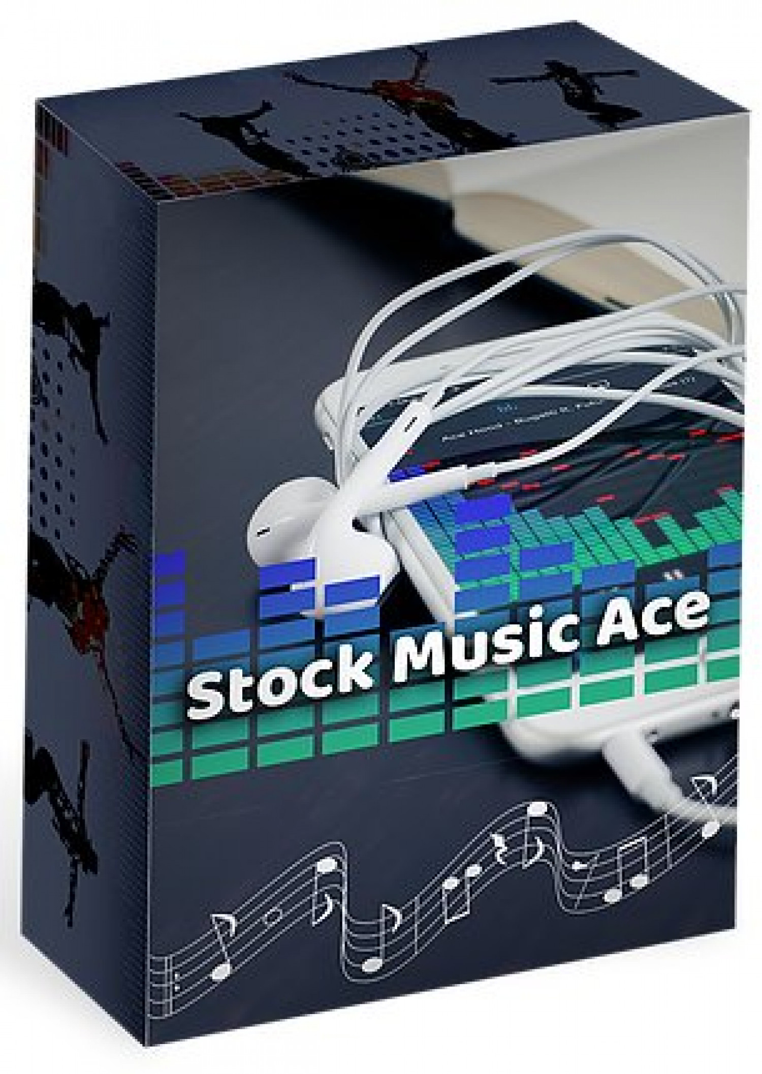 Stock Music Ace REVIEW & Stock Music Ace (SECRET) Bonuses Infographic