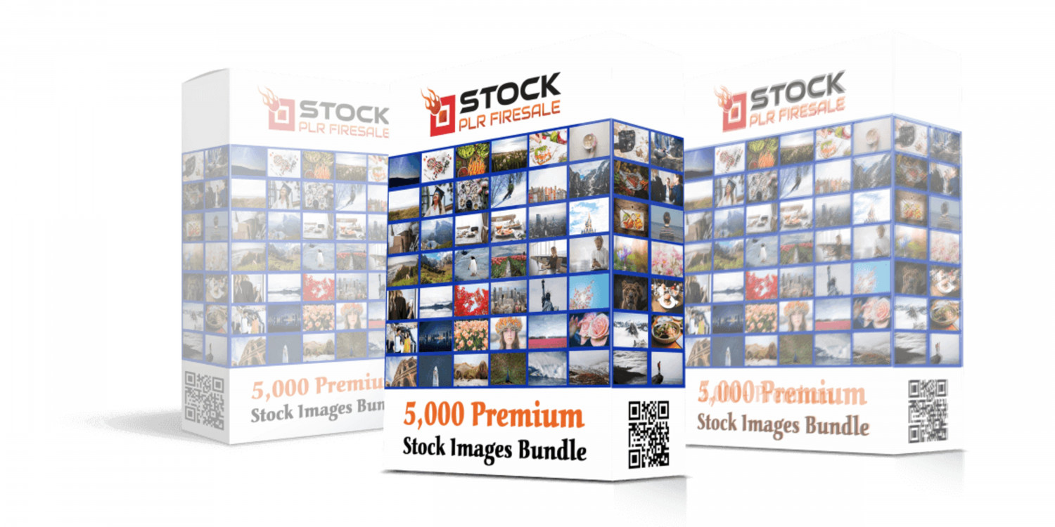 Stock PLR Firesale Review and (MASSIVE) $23,800 BONUSES Infographic