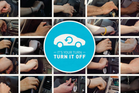 Stop Idling - Take the Pledge Infographic
