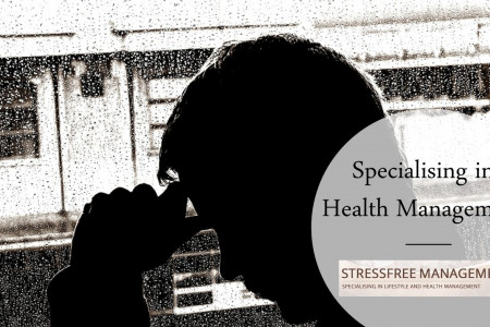 Stressfree Management: Specialising in Health Management Infographic