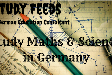 Study Maths & Science in Germany - Study Feeds Infographic