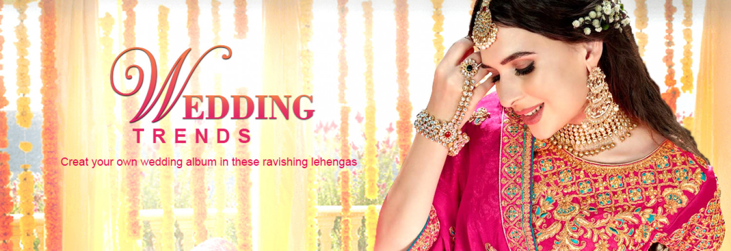 Stylish Wedding Outfits – Designs and wearing tips Infographic
