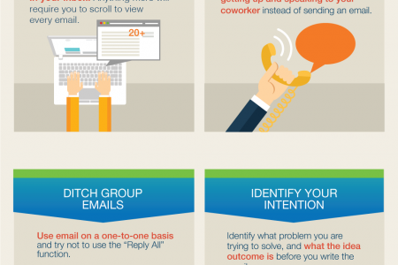 Super Valuable Email Management Tips and Tools You Can't Live Without Infographic