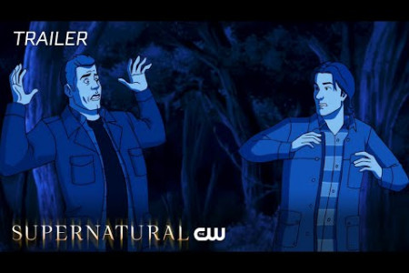 Supernatural Releases First Photos of Scooby-Doo Crossover Infographic