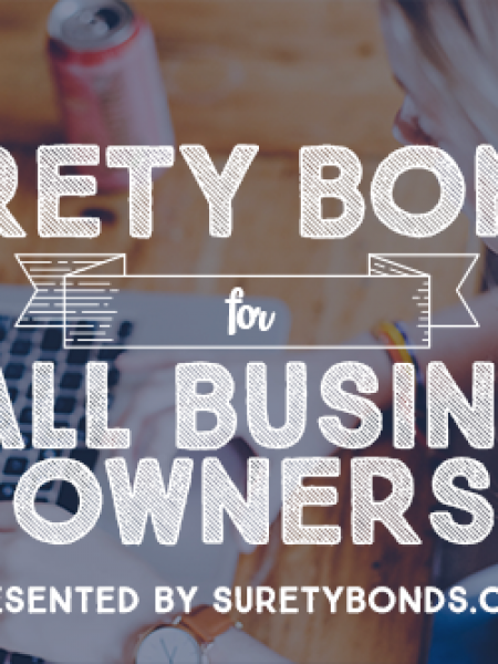 Surety Bonds for Small Business Owners Infographic
