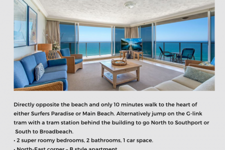 Surfers Paradise Holiday Rental Properties Infographic
