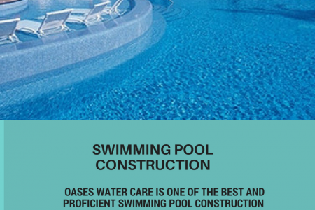 Swimming Pool Construction Infographic