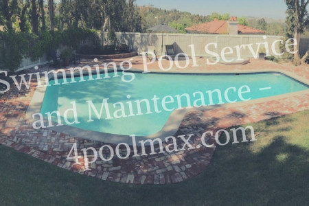 Swimming Pool Service and Maintenance Orange County Infographic