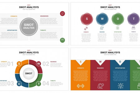Swot Analysis Infographic Infographic