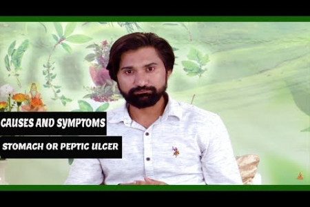 Symptoms of Stomach or Peptic Ulcer | Health Tips by Divyarishi  Infographic