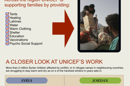SYRIA Winter Appeal - Infographic Infographic