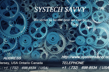 systechsavvy.com Infographic