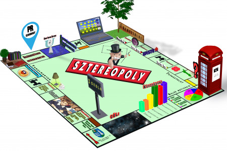 Sztereopoly infogram Infographic