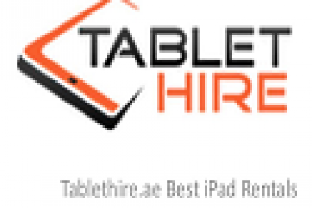 Tablet Hire UAE Infographic