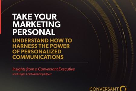Take Your Marketing Personal Infographic