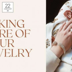 Taking Care of Your Jewelry | Visual.ly