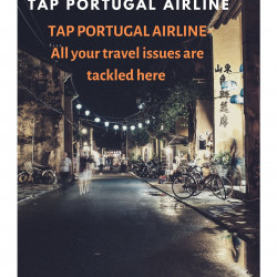 TAP PORTUGAL AIRLINE- All your travel issues are tackled here | Visual.ly
